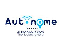 Autonome - logo design