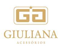 Logomarca Giuliana Acessórios