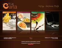 A La Carta - Website