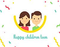 Happy Children teen / Brand