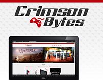 Crimson Bytes Joomla Website