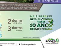 Campanha Institucional RODES