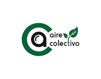 Aire Colectivo Logo Design