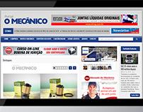 Portal Revista O Mecânico