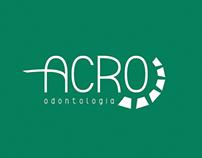 ACRO - Proposta de Logotipo + Cartão de Visita