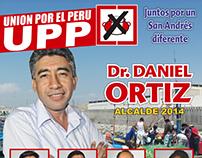Publicidad Política para UPP (2014)