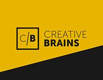 Landing Page - Creative Brains