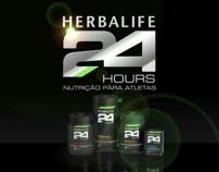 Herbalife 24 horas - Nutrição p/ Atletas.