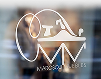 Logotipo for MAROSQUI MUEBLES