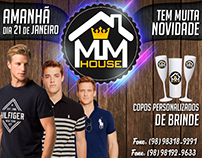 Flyer MM House