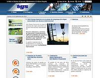www.ogs-energy.com - PHP/MySQL