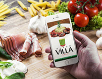 Logo • Flyer / Ramón Villa Chef Internacional / PANAMÁ