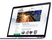 Web Site   Loja de Aço para construção