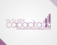 Eu, Tu, Elas - Logo + Business Card