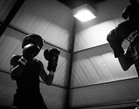 Boxing Juvenil / Sport Photography