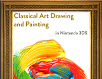 Classical Art Drawing and Painting in Nintendo 3DS