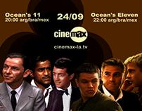 HBO LAG - Cinemax Ocean's 11 & Ocean's Eleven Promo