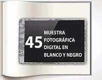 Muestra Fotográfica Digital en Blanco y Negro