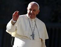 Matéria: Papa Francisco Assume o Vaticano (Março/2013)