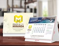 Identidade Visual Projete-se com Miranda