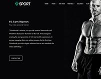 Sport WordPress Theme by Visualmodo