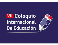 Marca: VII Coloquio Internacional de Educación