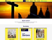 [Website] Resinas Santana