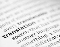 Traducción de Textos/ Translation