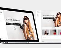 Lissandrelli - Página Web