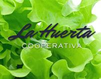 Website La Huerta Cooperativa