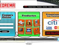 Web Libreria Teorema