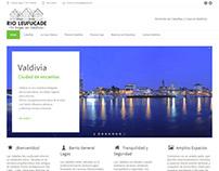 Turismo Leufucade - Diseño Web Responsive Wordpress