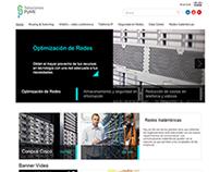 Landing Page - Soluciones PyME Cisco