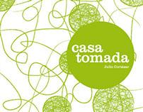 Cortazar book cover - Diseño Editorial libros Cortazar