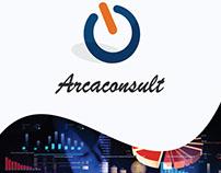 Folder Arca Consult