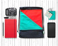 JOA / Drawstring Backpack