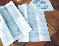 Mapa viagem - Bienal Brasileira de Design 2015
