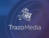 Trazo Media · Restyling Logo
