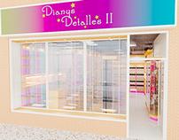 Gift Shop Design