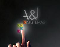 Brochure corporativo A&J Sistemas