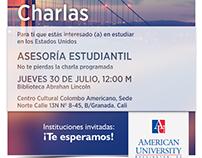 Charlas2015 CCCA Cali/Col