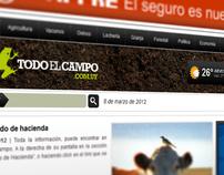 Todoelcampo.com.uy - Portal de Noticias del agro