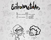 Entrometidas - Branding