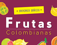 Breviario Gráfico - Frutas Colombianas