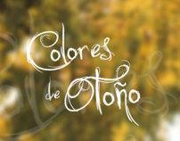Colores de Otoño - Autumn Colors