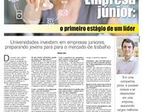 Entrevista com o presidente da RioJunior