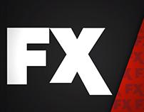 Gráficas televisivas FX