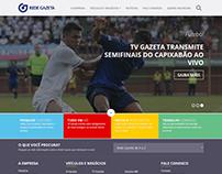 Portal Rede Gazeta (Labz)