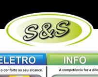 Site - S&S EletroInfo