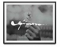 """Efímero"" Hand Lettering"